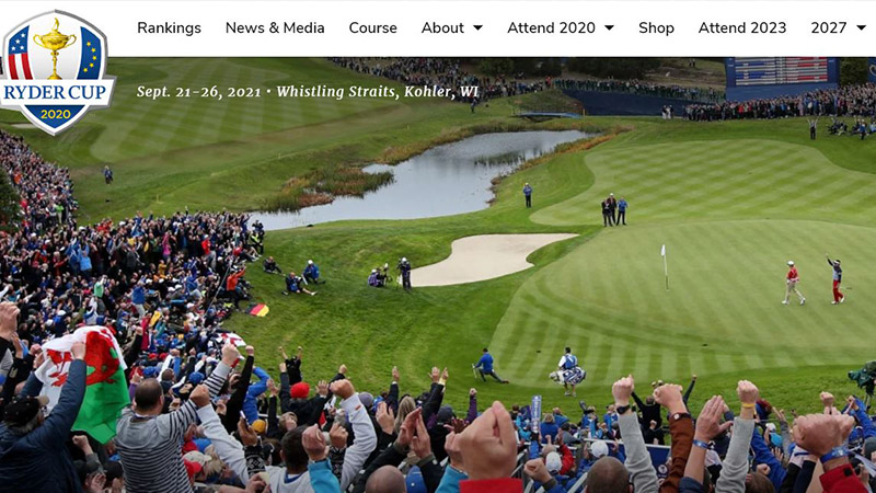 Helping the European Golf Tour / Ryder Cup Europe Keep Their Golf Fans Engaged During Lockdown And Encouraging Registrations For The 2023 European Ryder Cup Ticket Lottery