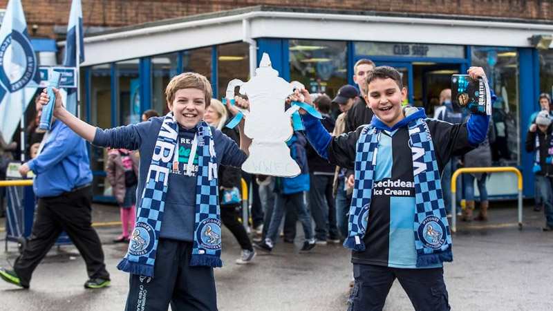 QuizWizards: Official Trivia Partner to Wycombe Wanderers for the 2020/2021 Season